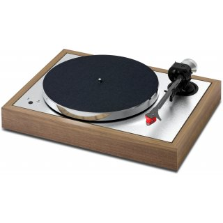 Pro-Ject The Classic EVO Seidenmatt Walnuss & MC Tonabnehmer